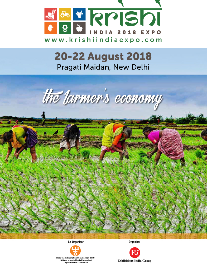 Brochure Download : Krishi India Expo 2018 Brochure